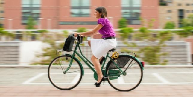 Circuler à vélo